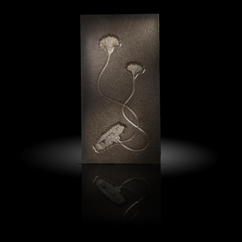 Lot 78 A rare double crinoid plaque, £30,000-50,000