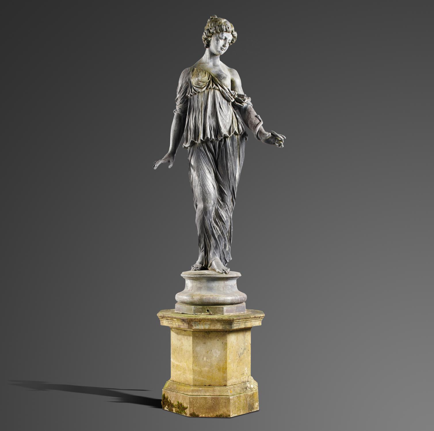 Bromsgrove Guild - Lead figure of Hygieia