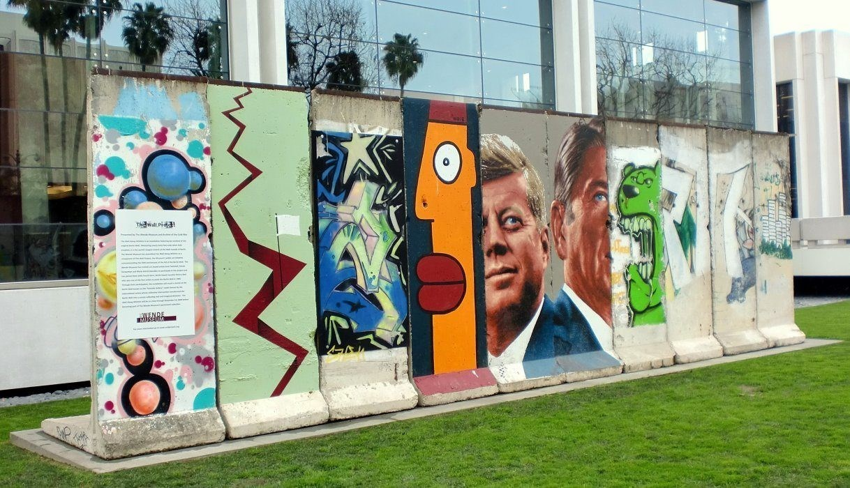 Berlin Wall, Los Angeles