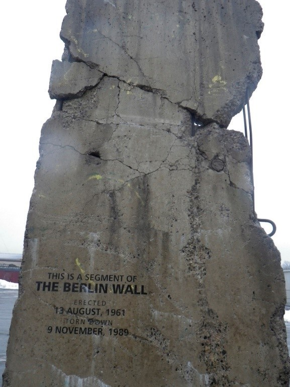 Berlin Wall, Nova Scotia