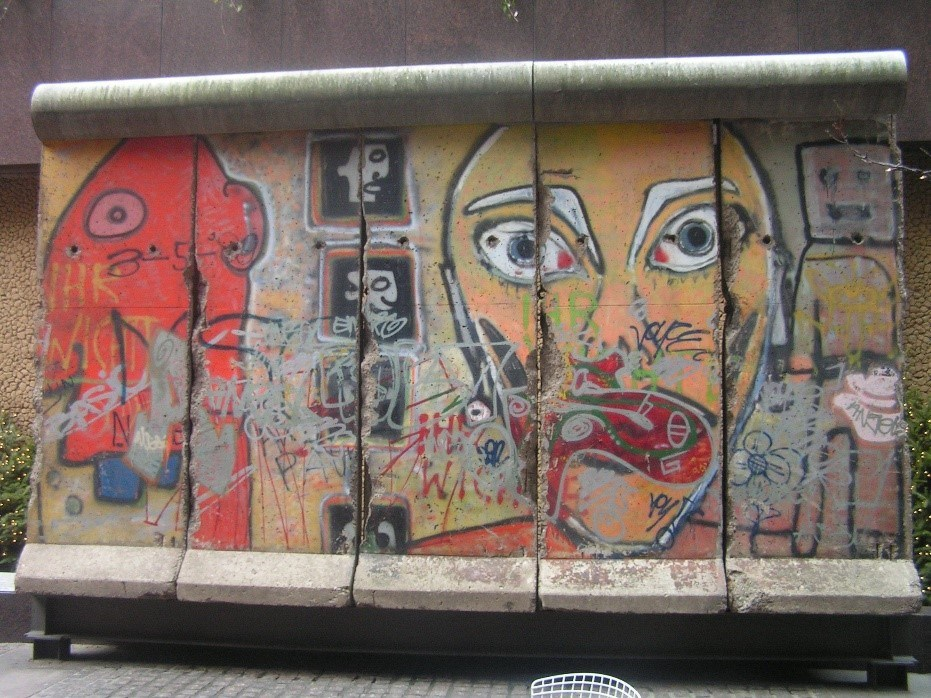 Berlin Wall, New York