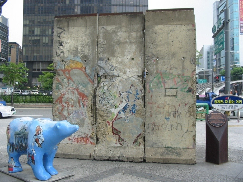 Berlin Wall, South Korea